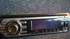 """Stereo sony xplod 100db y parlante bomberos de 6""""  andan perfecto .Stereo sony  con entrada aux. Y USB y con la ficha"""