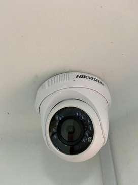 3 camaras de vigilancia