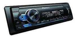 RADIO PIONEER MVH-S315BT USB BT SMARPHONE SPOTIFY 1 RCA SIN MECANISMO(noCD) nuevo original garantà SC1