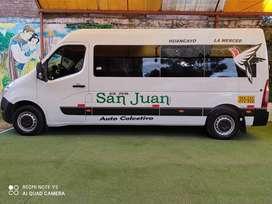 Transporte de turismo, personal viajes a nivel Nacional