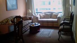 Arriendo Suite Amoblada en La Republica del Salvador Centro Norte de Quito
