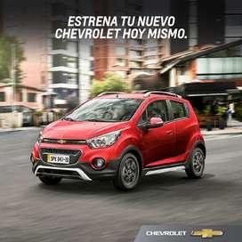 Chevrolet Spark GT Active 2020 Vallejo Araujo
