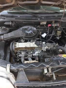 Suzuki forza 2 cero choques