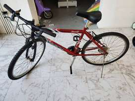 Bicicleta MTB,