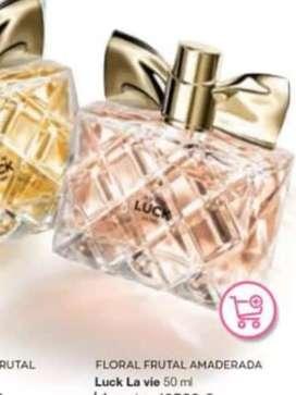 Perfume luck la vie avon
