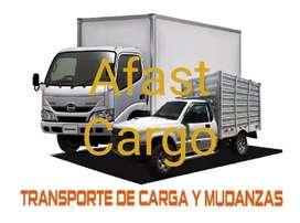 Taxi carga mudanzas en Trujillo