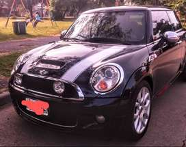 Vendo mini Cooper S full 2007- 1.6