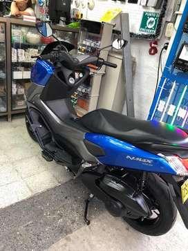 Yamaha nmax azul 2020
