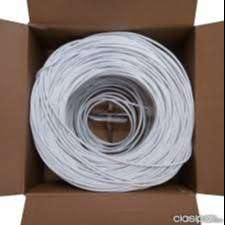 CABLE UTP 305 MTS
