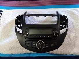 Radio con consola Chevrolet tracker