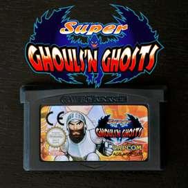 Juego GHOULS N' GHOSTS para Nintendo Game Boy Advance