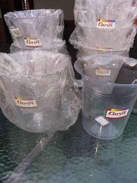 Hieleras de acrilicos. Por 10 unidades