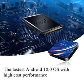 TV box 2gb/16 Gb android 10 incluye Bluetooth