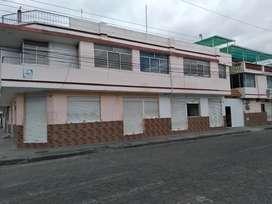 En Ibarra se arrienda bonito local comercial, sector Coliseo Luis Leoro Franco, a la vuelta del hospital San Vicente