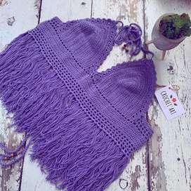 Top's a crochet