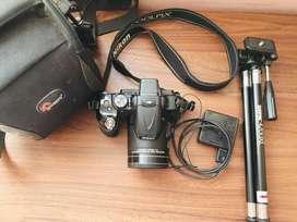 Cámara Nikon COOPLIX P600