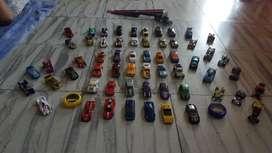 Colección Carros Hotwheels NEGOCIABLE