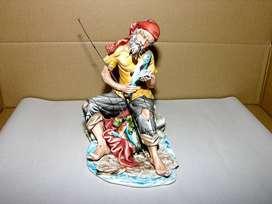 Figura de porcelana Capo di Monti