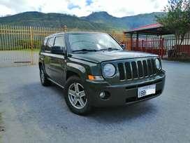 Vendo Flamante Jeep Patriot 4x4