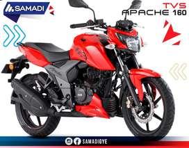 MOTO TVS APACHE RTR 160