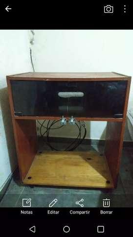 Mesa para tv y dvd