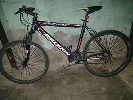 Vendo o permuto bicicleta rod 26