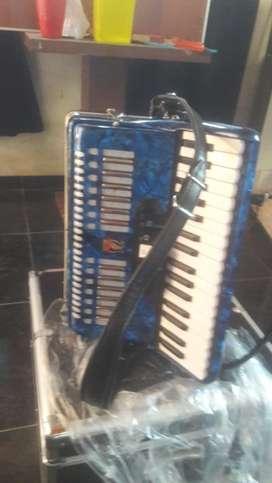 Vendo acordeon parrot