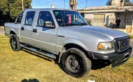 vendo ford ranger 2006 4x2 doble cabina motor power stroke