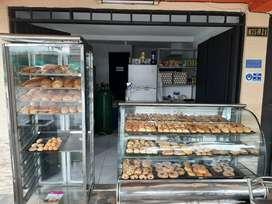 Vendo montaje de panaderia