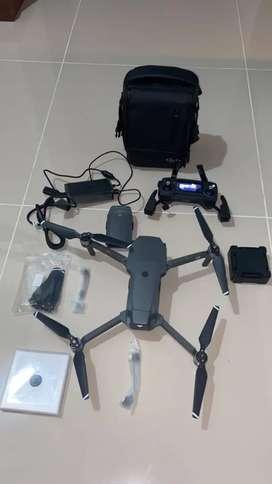 Vendo drone Mavic pro