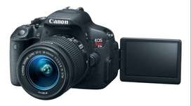 Canon t5i en remate