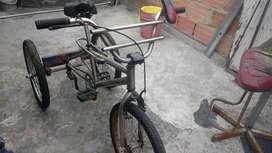 triciclo discapacitado