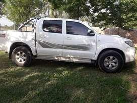 Toyota Hilux Srv C/d Tdi 2011