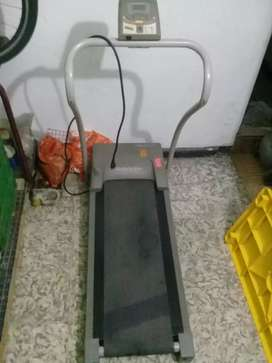 Vendo caminadora Athletic runner