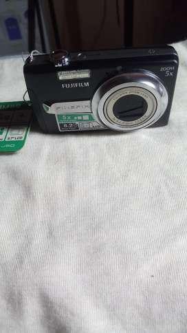 Vendo Cámara Fotográfica Fujifilm