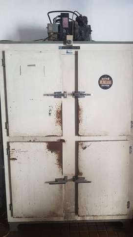 Heladera Carnicero 4 Puertas