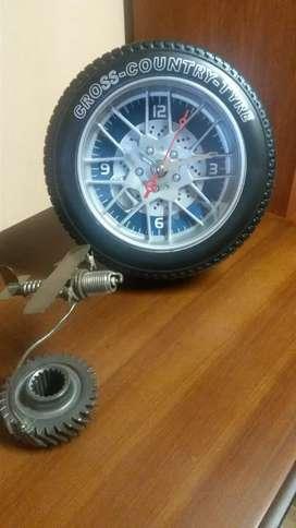 Rueda Reloj