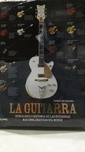 La Guitarra. Genealogia e Historia