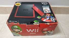 Vendo Nintendo Wii Con 3 Juegos Incluidos