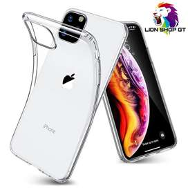 PROTECTOR PARA IPHONE | CASE TRANSPARENTE SLIM