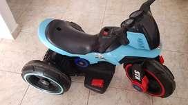 Moto PRINSEL eléctrica con batería recargable