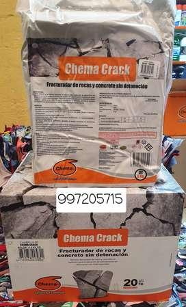 CHEMA CRACK - DEMOLEDOR DE ROCAS