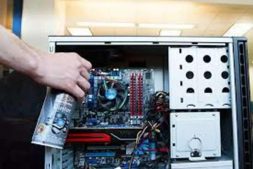 MANTENIMIENTO Y  FORMATEO DE CPU 0