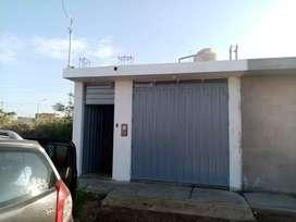 Casa en alquiler- Lambayeque