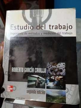 Libro estudio del trabajo, ingenieria de métodos y medición del trabajo