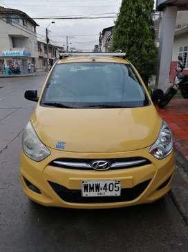 Ganga, taxi i10 modelo 2016