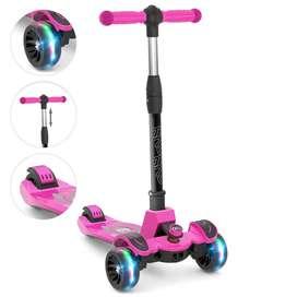 Vendo scooter para niño o niña