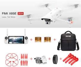 Fimi X8 SE2020 4k drone Combo Entrega Inmediata + Accesorios