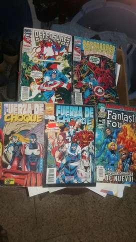 Comics Marvel Varios