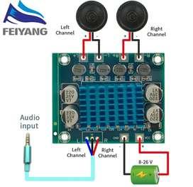 Amplificador Tpa3110 Xh-a232 30w + 30w Estéreo